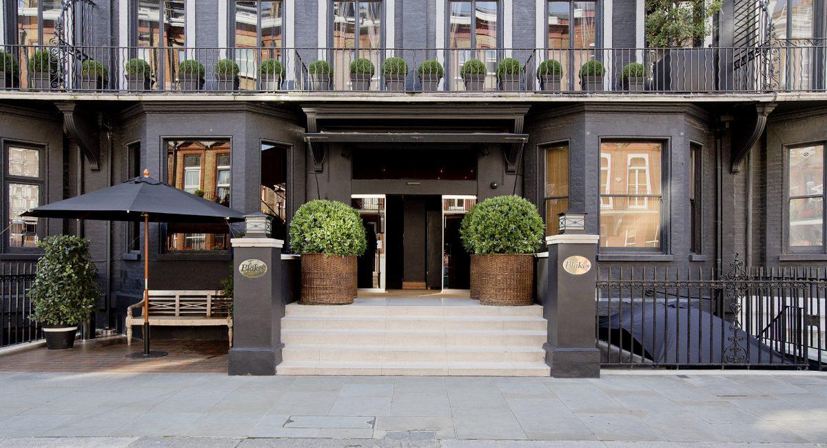 Blakes Hotel Review, Blakes Hotel kensington Review, Blakes Hotel kensington