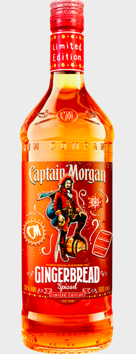 Captain Morgan Gingerbread Rum, Pip & Nut Spiced Pumpkin Almond Butter, autumn snack ideas, autumn snacking, autumn snacks to buy