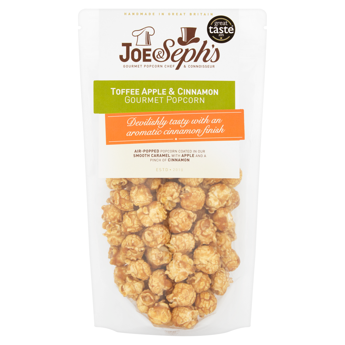 Joe & Seph's Toffee Apple + Cinnamon Popcorn, Pip & Nut Spiced Pumpkin Almond Butter, autumn snack ideas, autumn snacking, autumn snacks to buy