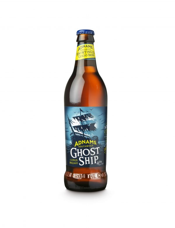 Adnams Ghost Ship Citrus Pale Ale, Pip & Nut Spiced Pumpkin Almond Butter, autumn snack ideas, autumn snacking, autumn snacks to buy