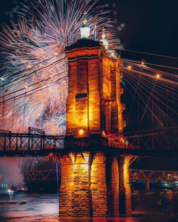 City Cruises Fireworks Cruise