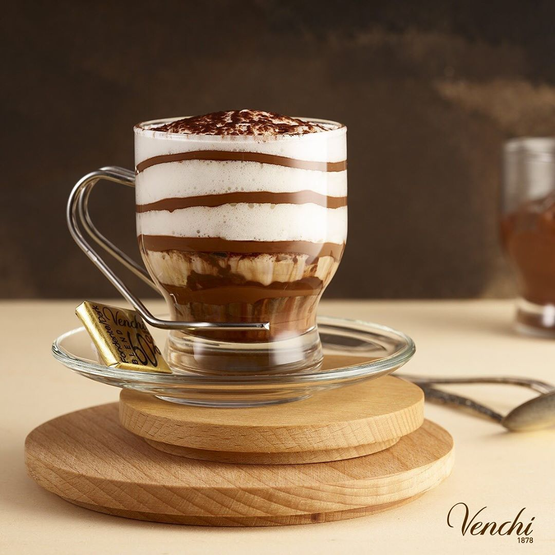 Venchi hot chocolate