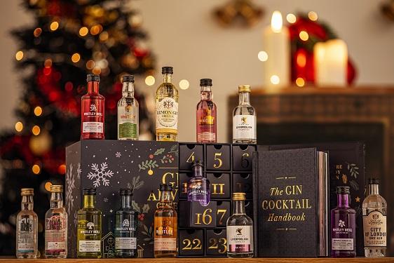 Whitley Neill Premium Gin-Vent Calendar