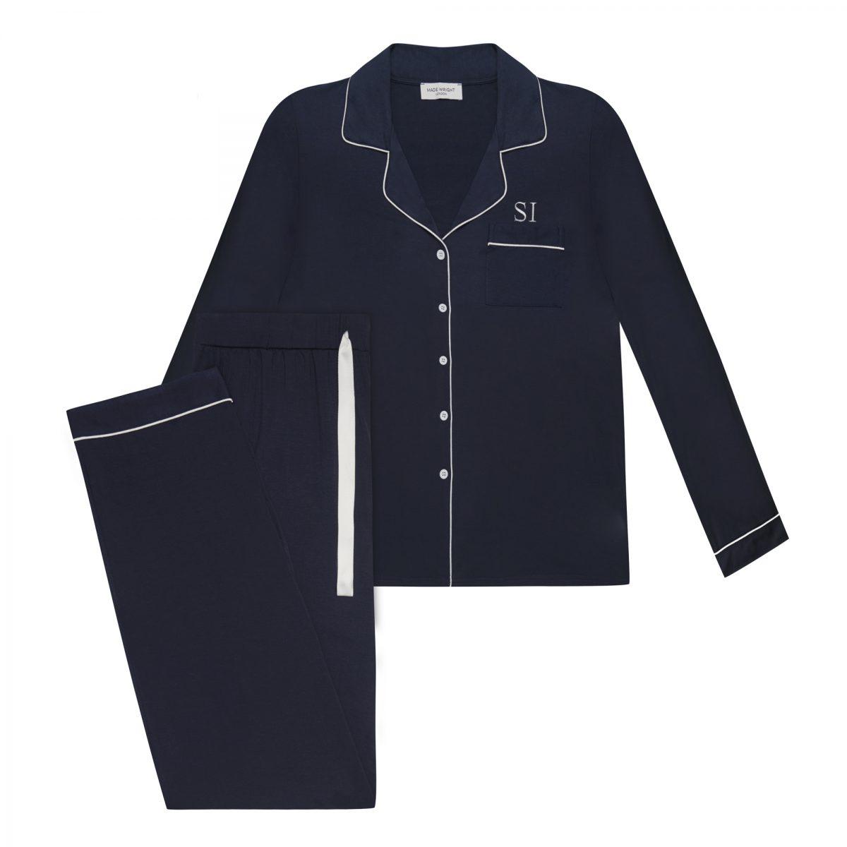 Black Made Wright London Pyjamas