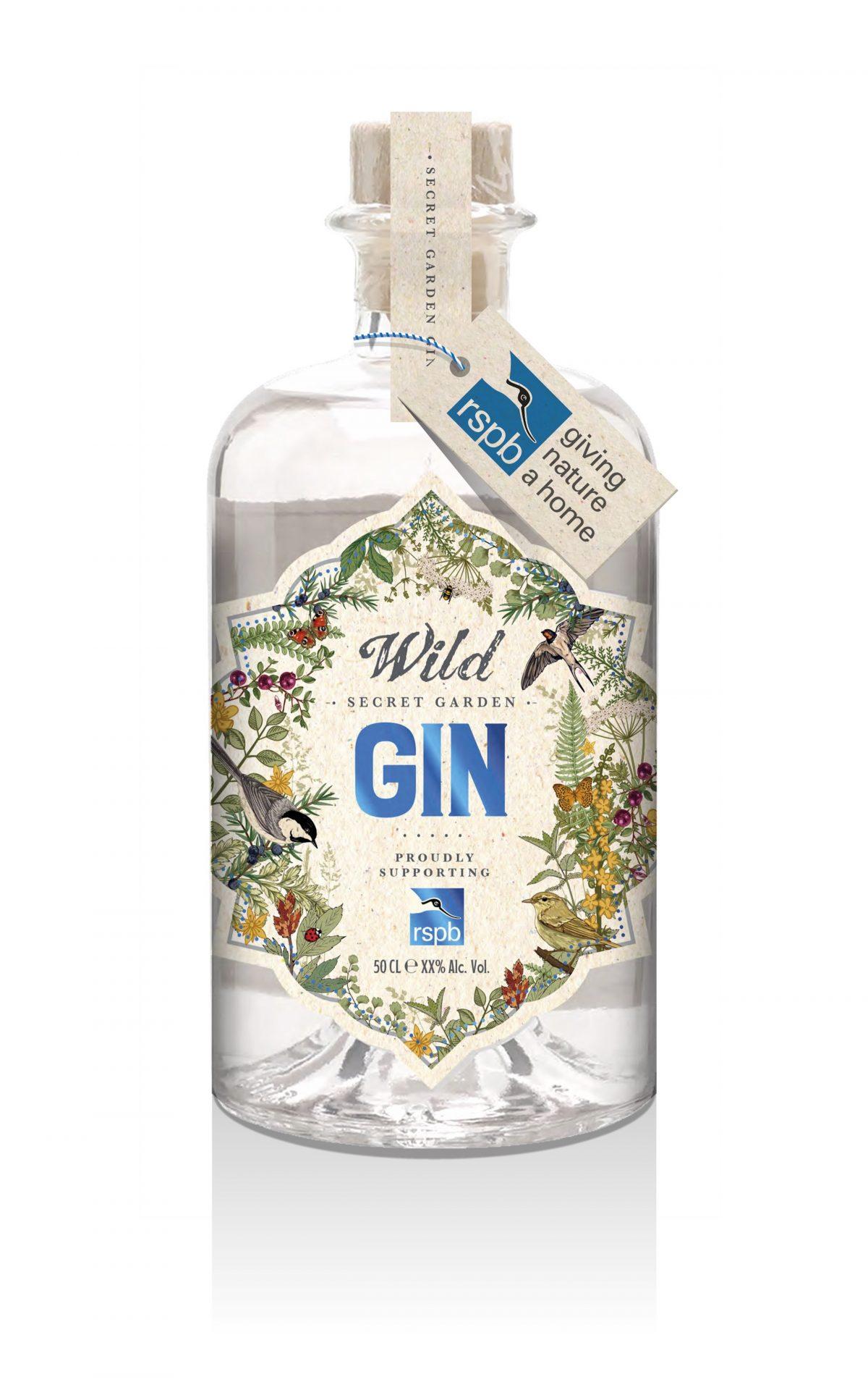Old Curiosity Distillery Wild Gin