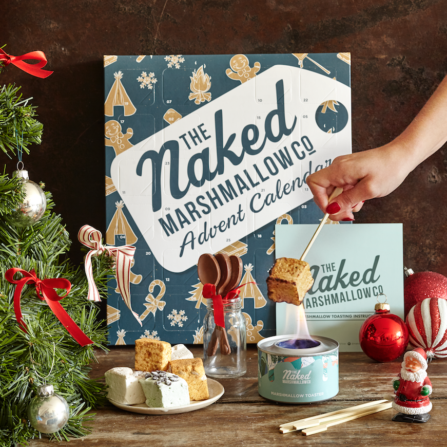 The Naked Marshmallows Co. Advent Calendar