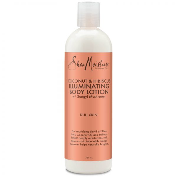SheaMoisture Body Lotion bottle