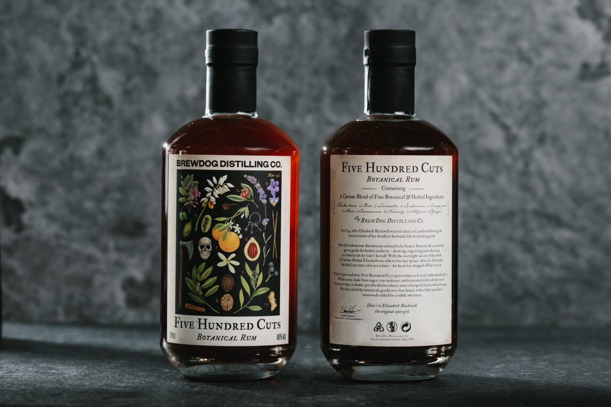 BrewDog Rum