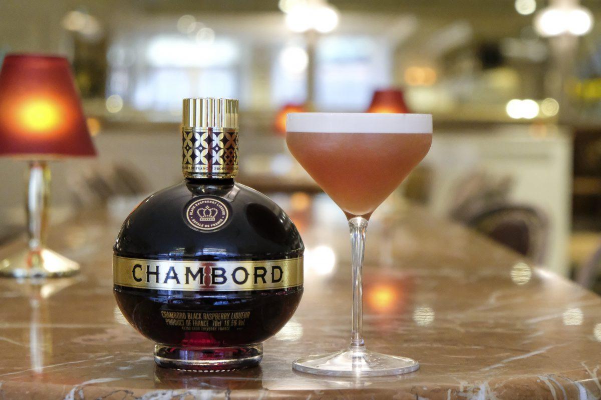Chambord Martini