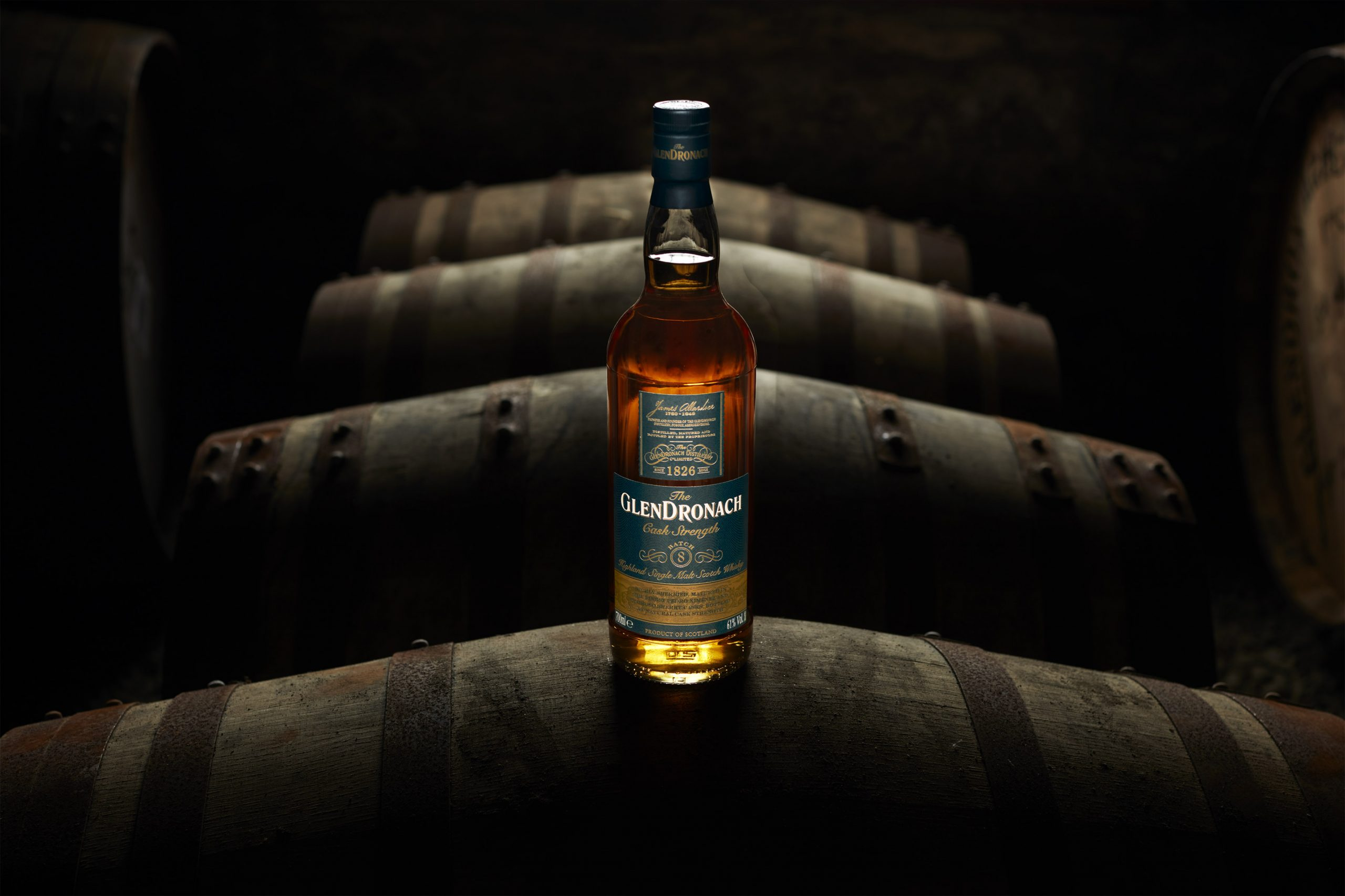 GlenDronach 'Cask Strength Batch 8'
