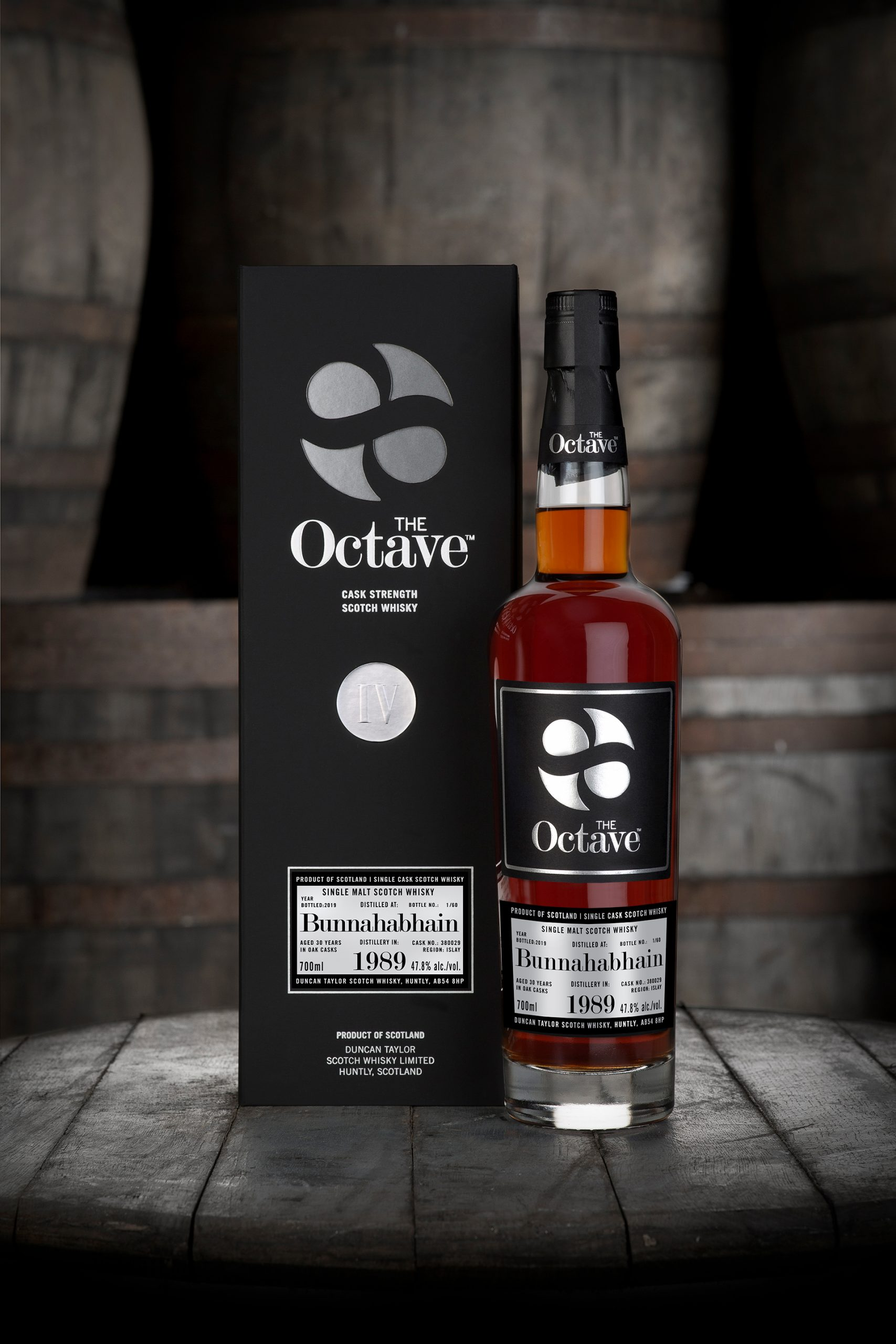 The Octave Premium Bunnahabhain 1989 30 Year Old, £660