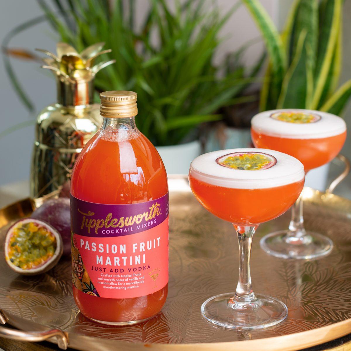 Top boozy festive drinks
