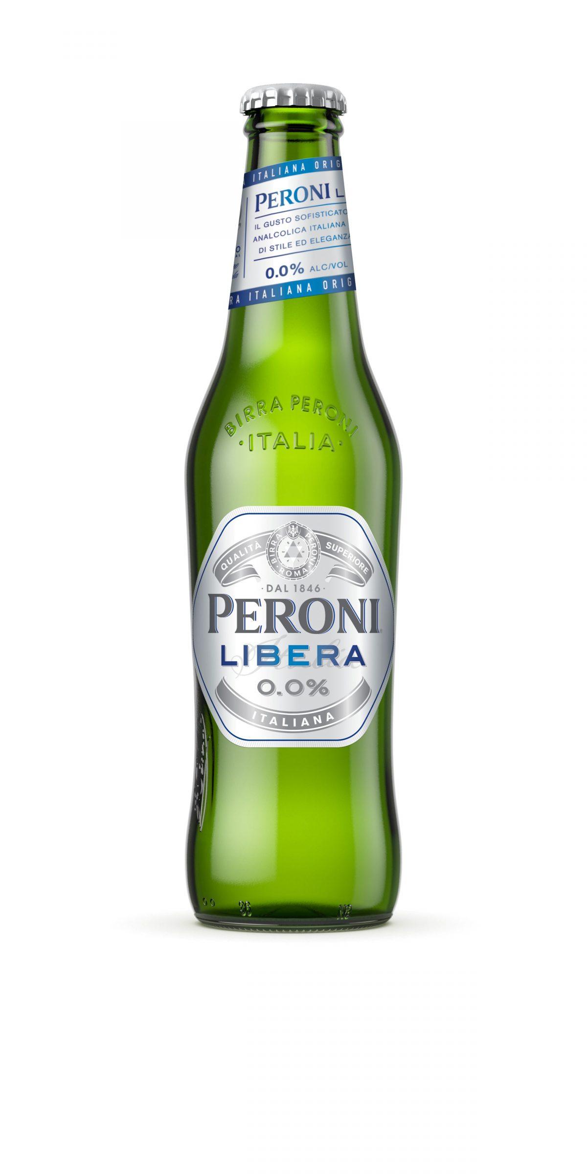Peroni Libera 0.0% ABV