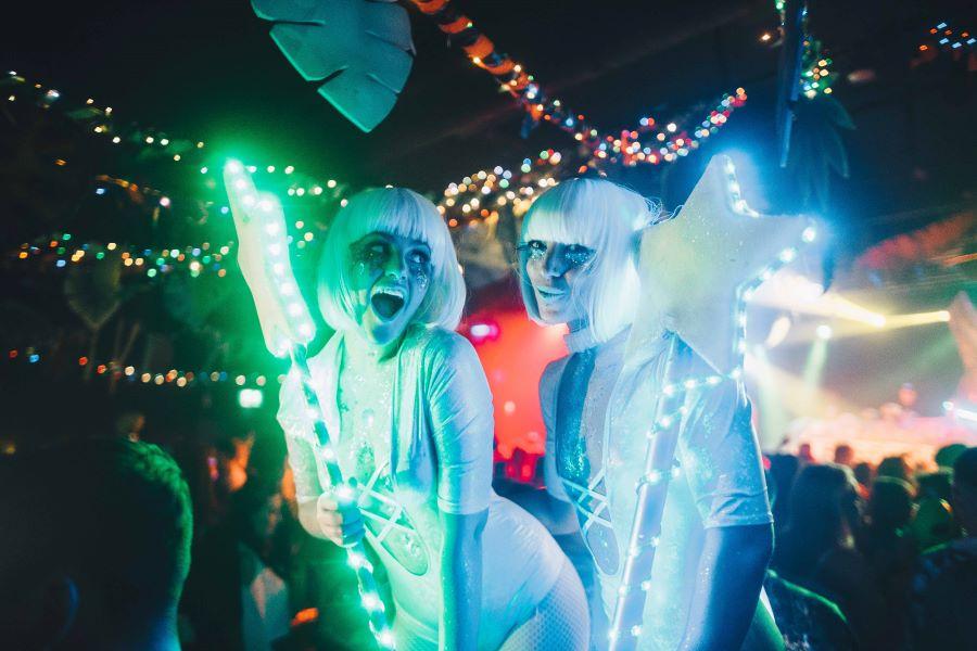 Foreverland rave