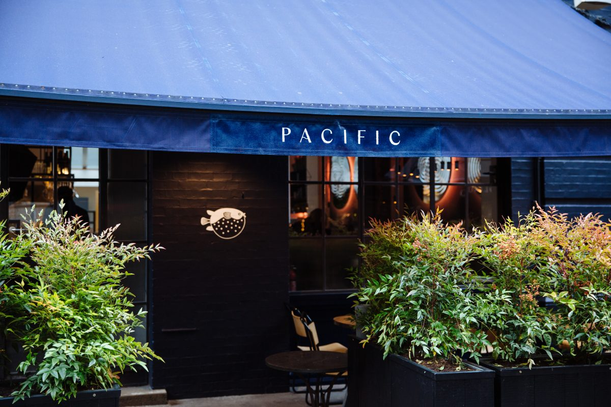 Pacific, Mayfair