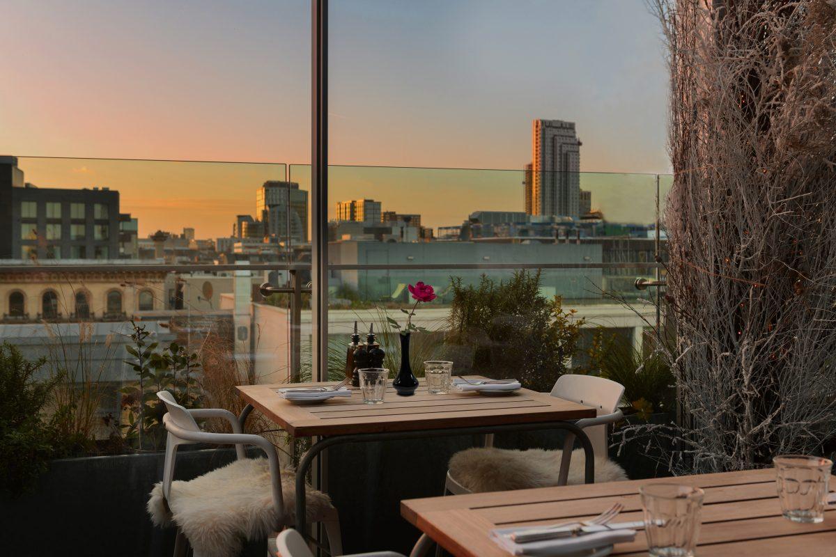 Valentine's Day menus in London 2020