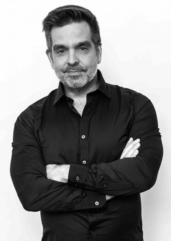 Dr Tony Ortega