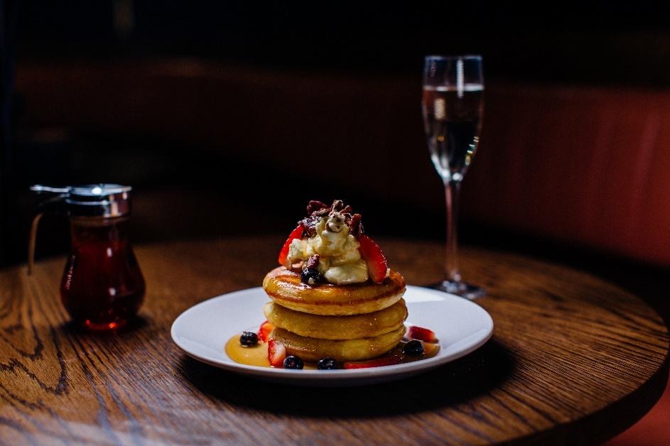 Pancake at All Star Lanes