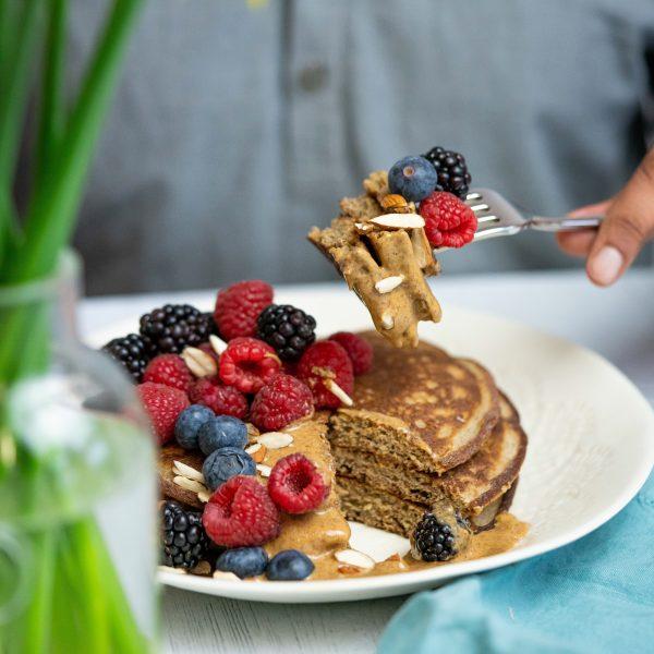 healthy pancake recipe