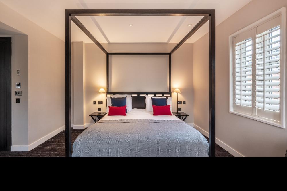 The Resident Soho Deluxe Room