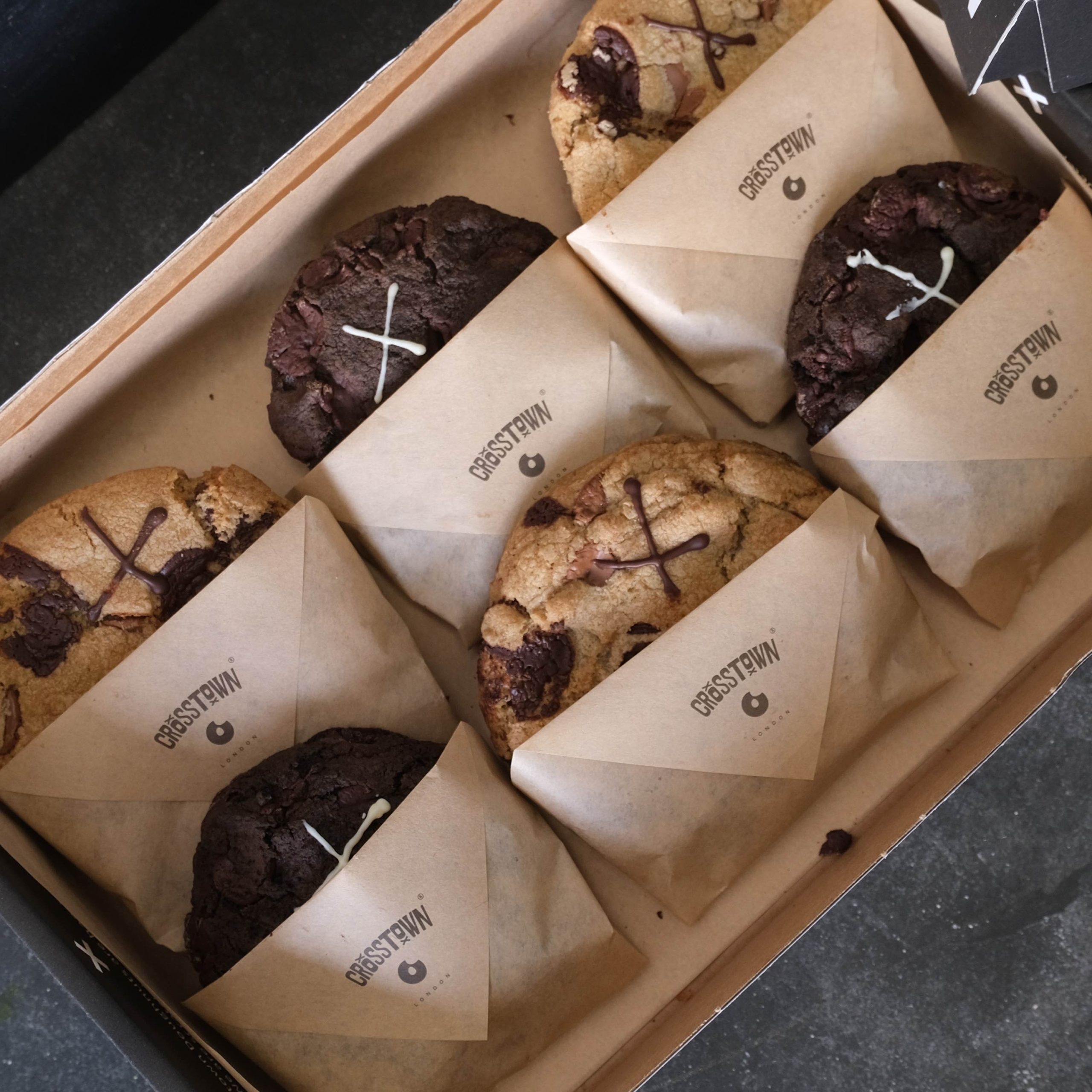 Crosstown Cookies review, Crosstown doughnuts cookies