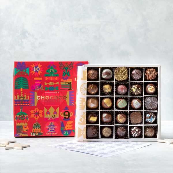 chococo advent calendar