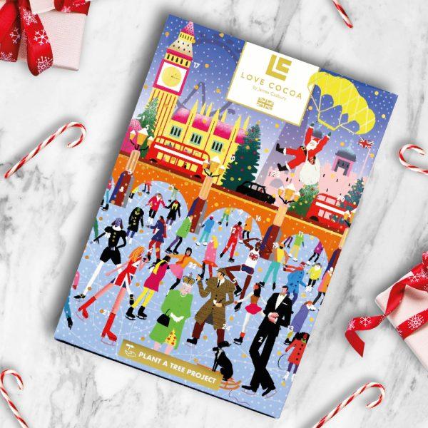 best Chocolate Advent Calendars 2020, Chocolate Advent Calendars 2020, best Chocolate Advent Calendars, love cocoa, love cocoa advent calendar