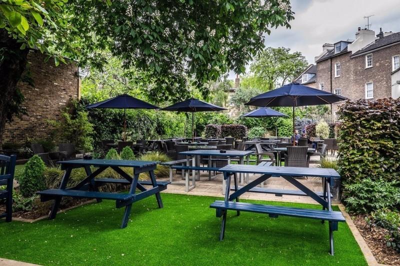 Outdoor Drinking Spots in Islington, Outdoor Drinking in Islington, beer gardens in islington, outdoor pubs in islington, pubs in islington, outdoor bars islington