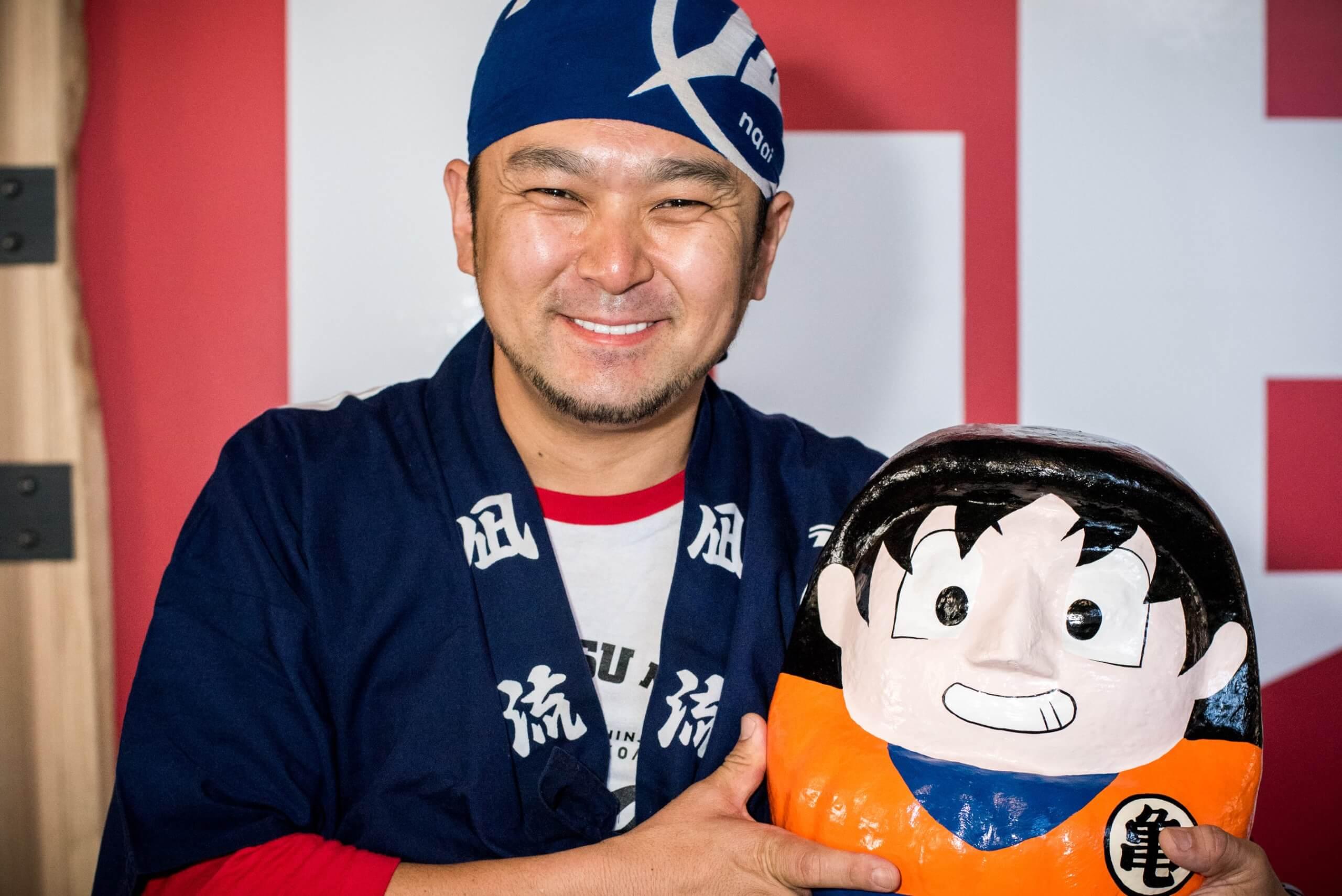 ab609d680c27d Satoshi Ikuta founded Nagi Ramen in 2006