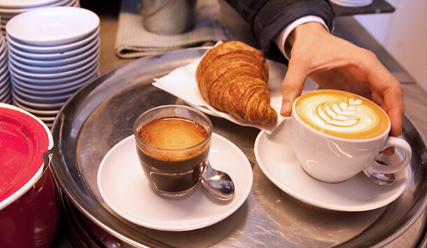 coffee during london fashion week, best coffee in london, where to eat during london fashion week, london fashion week restaurants