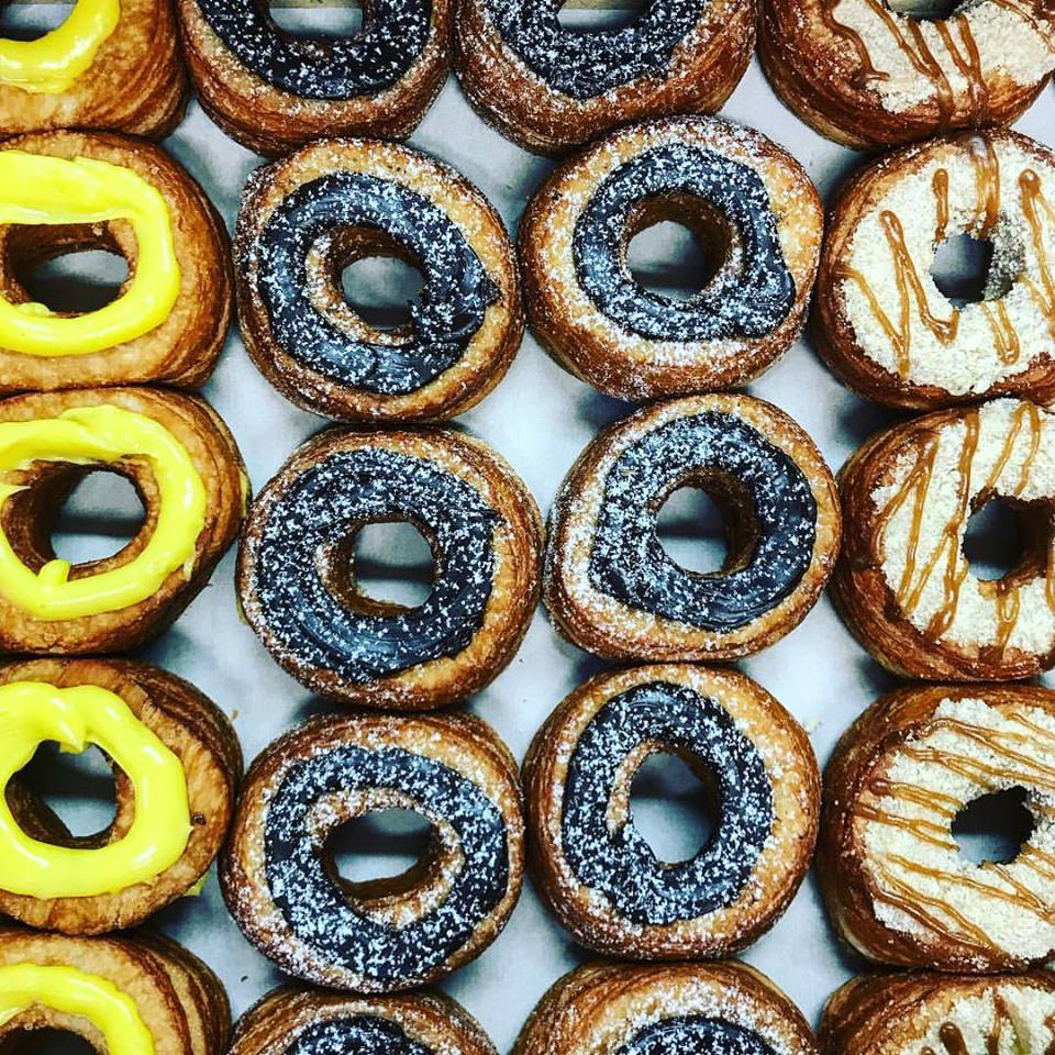 Best Chocolate Doughnuts in London, London's best chocolate doughnuts, best chocolate doughnuts in london, best doughnuts in London, top doughnuts london