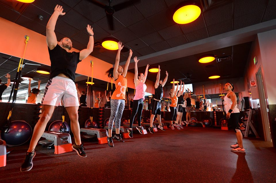 384fab03d21 Orangetheory Fitness combines three aspects into one workout  science
