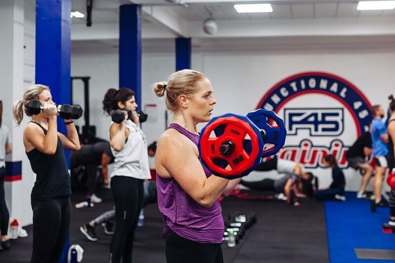 2e684bee579 The Lowdown  The fast and furious Abacus workout from F45 is a 6 station
