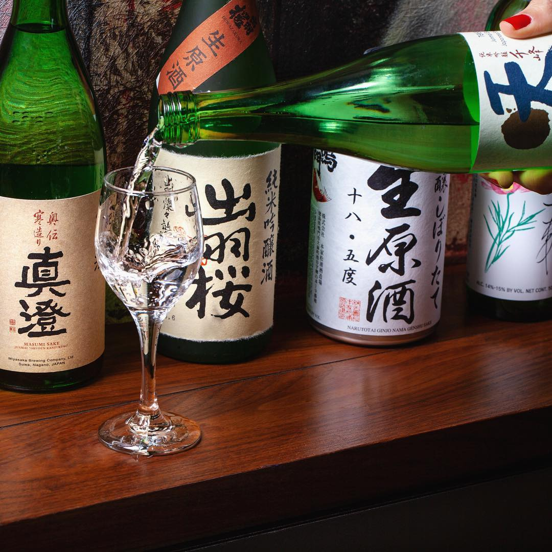 5 of the Best: Ways to Celebrate London Sake Week, Celebrate London Sake Week, London Sake Week