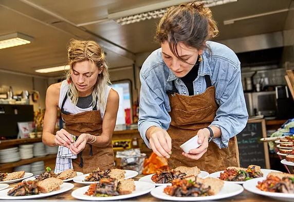 London's Most Influential Women in Food, London's Most Influential Women in Food, Most Influential Women in Food london, top women in food london, london food entrepreneurs, london female food entrepreneurs, top women in food