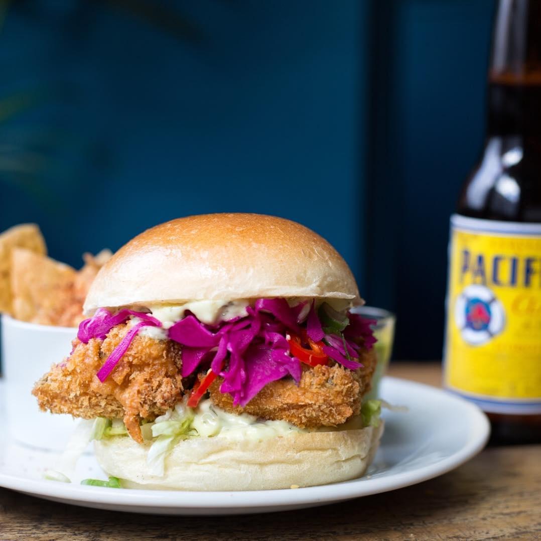 food news in London, food news London, vegan burgers london