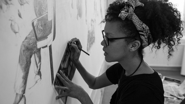female artists, female artists to watch, feminist artists, feminist artists to watch, international women's day art