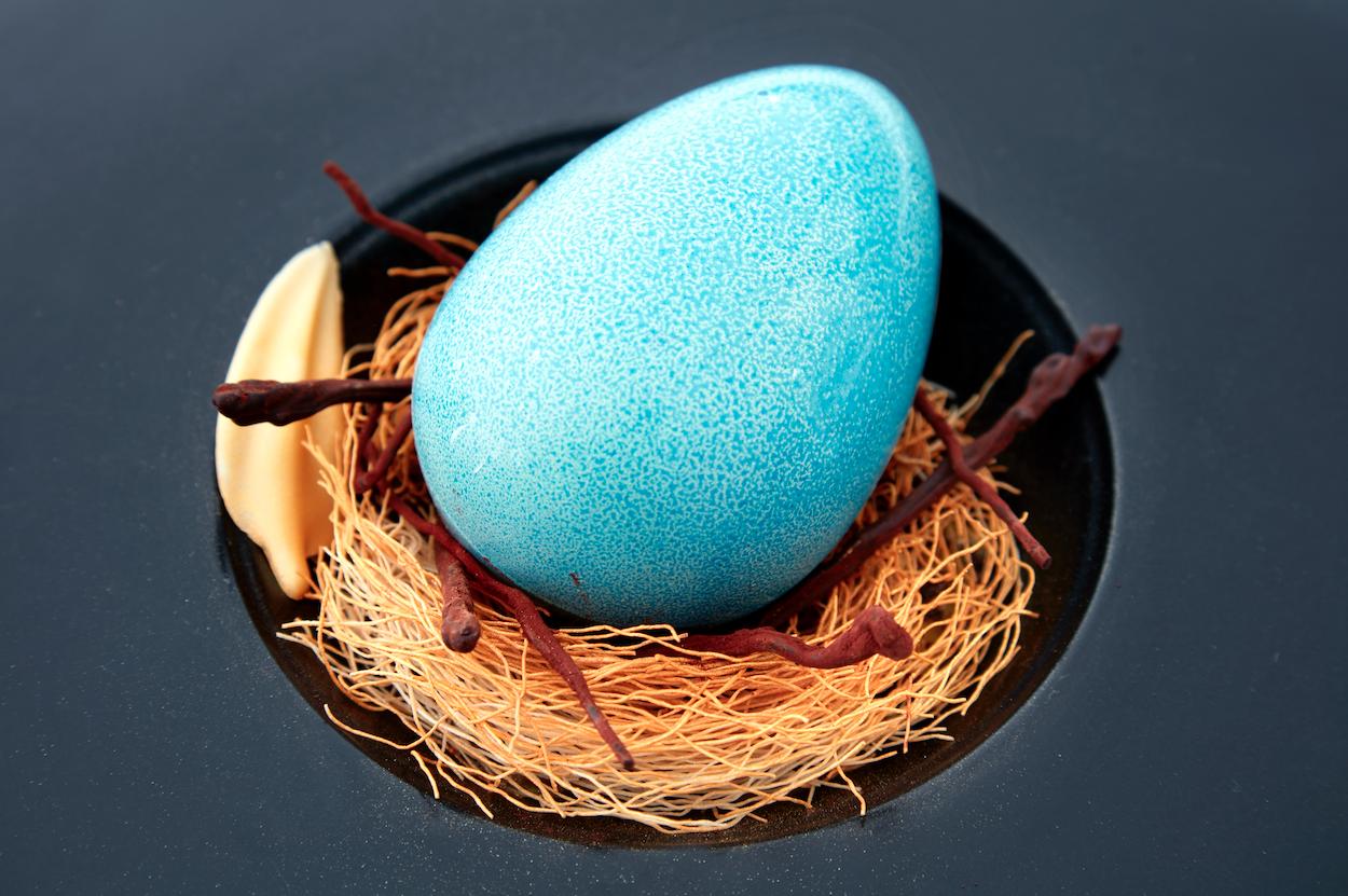 the ivy easter egg, ivy easter egg