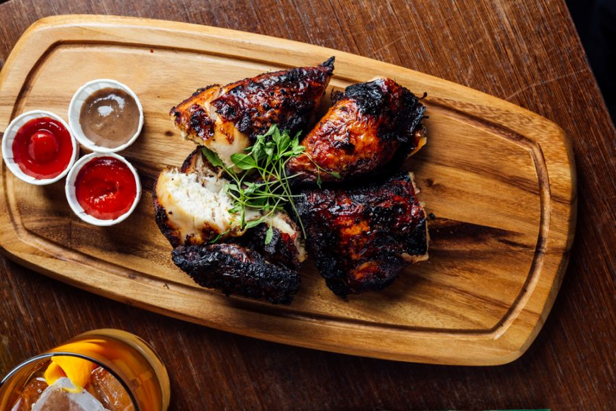 Rudies restaurant, Rudies restaurant review, Rudies stoke newington review, where to eat jerk chicken in london