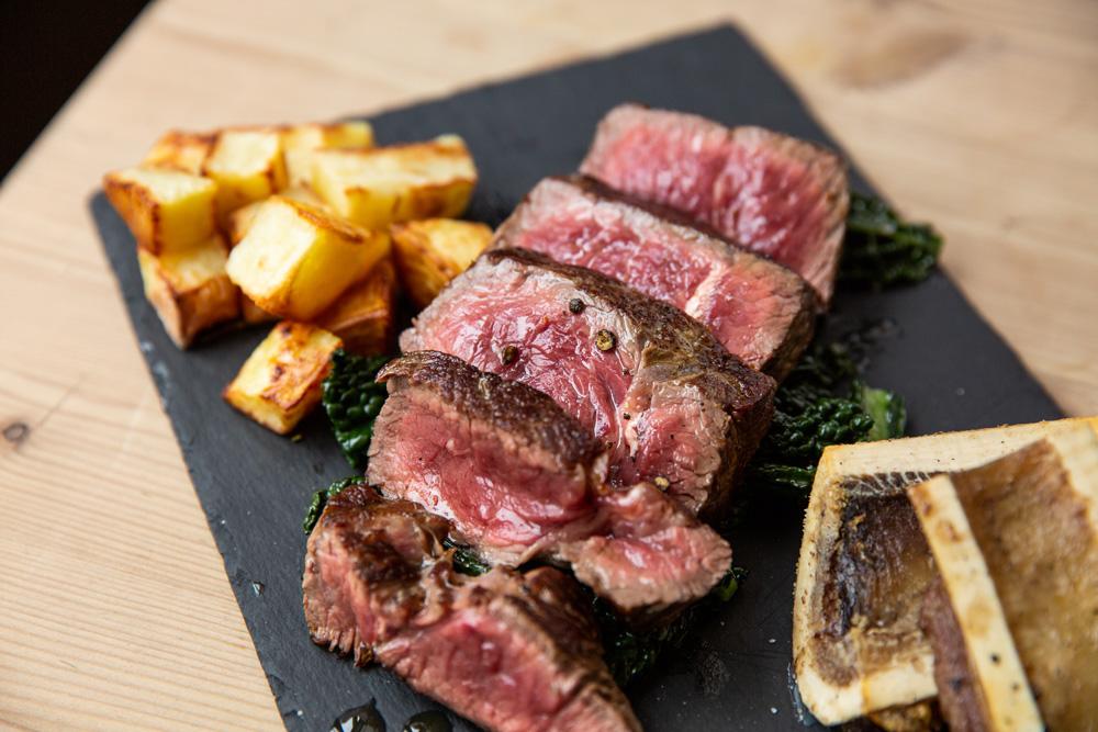 Enoteca Rabezzana review, Enoteca Rabezzana new menu