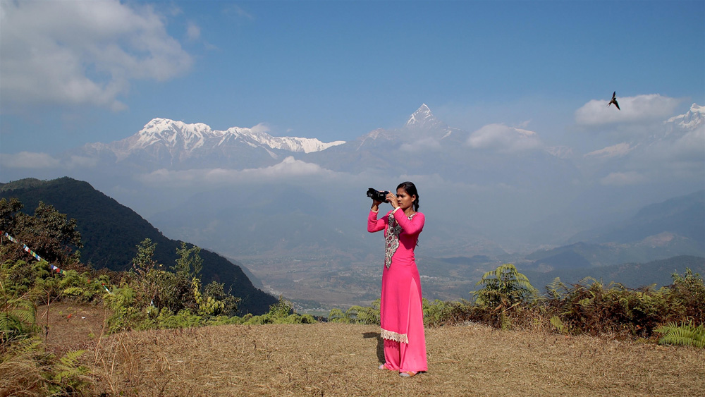 Belmaya Nepali, Belmaya Nepali filmmaker, Belmaya Nepali interview