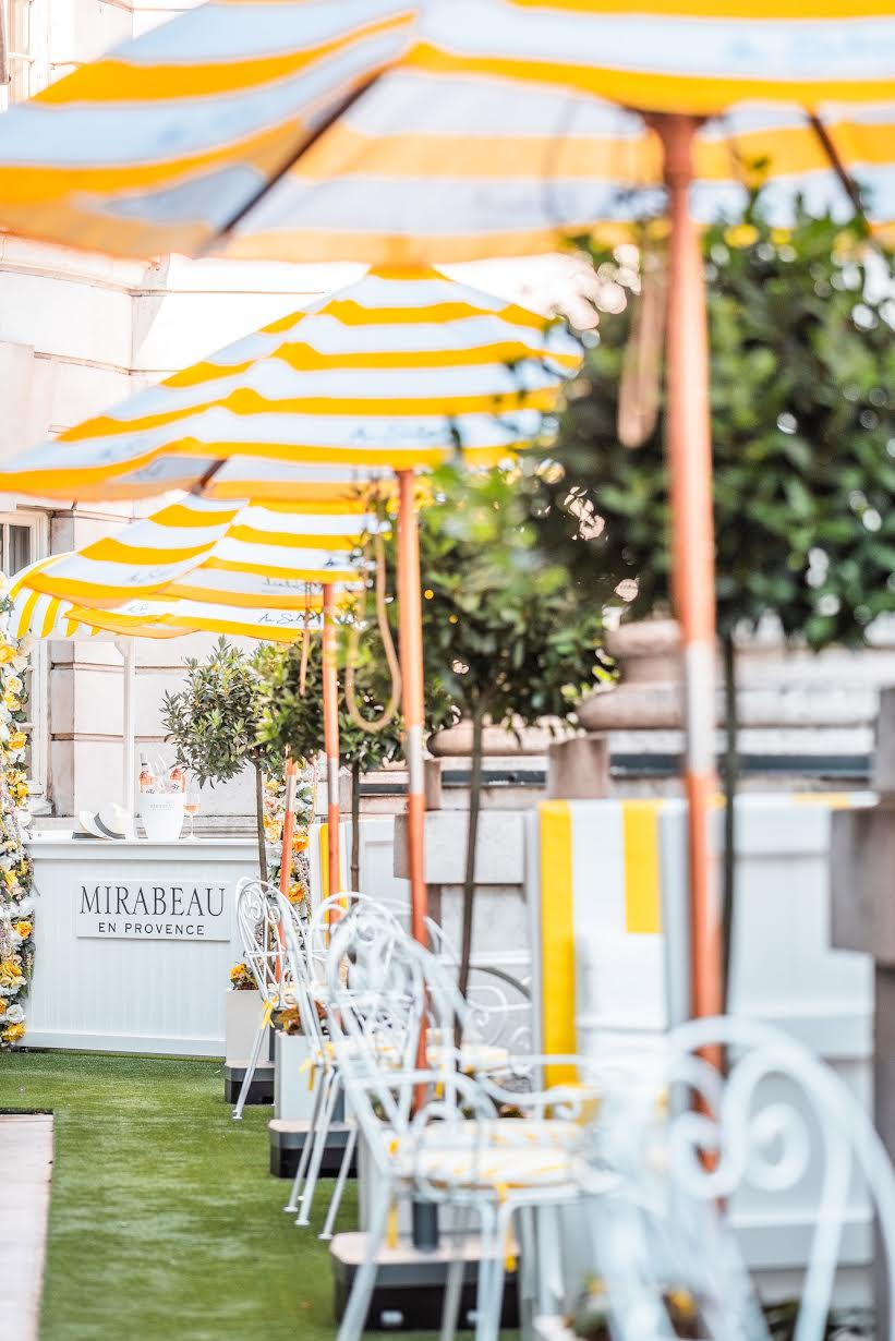 New Outdoor Terraces in London, Outdoor Terraces in London, where to drink outside in london
