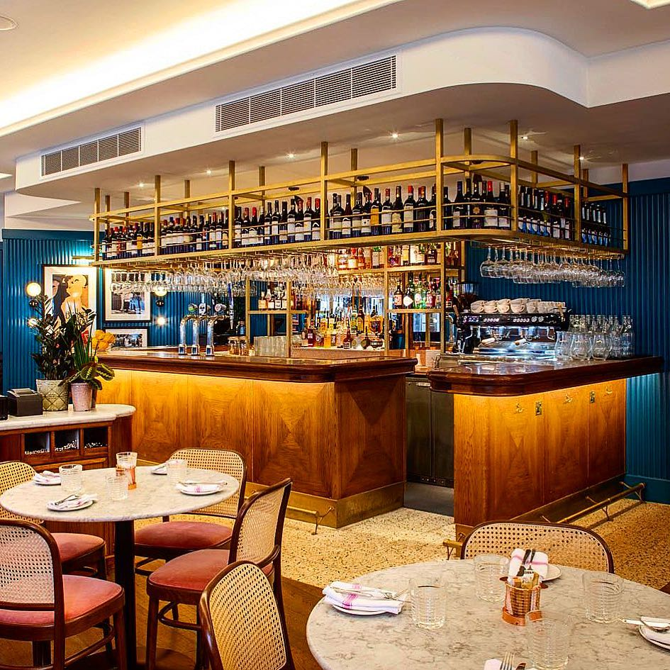 La Brasseria Milanese review, La Brasseria Milanese, La Brasseria Milanese restaurant review, menu at La Brasseria Milanese