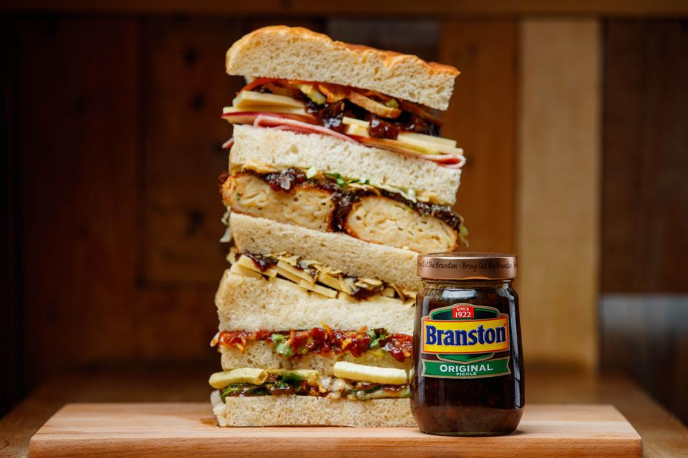 Max's Sandwich Shop branston, Max's Sandwich Shop review