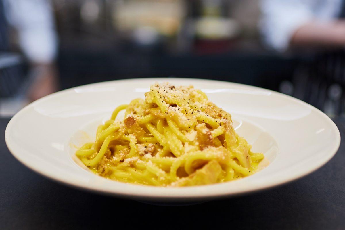 best carbonara in london, al dente review, al dente restaurant review, best pasta in london, where to eat pasta london