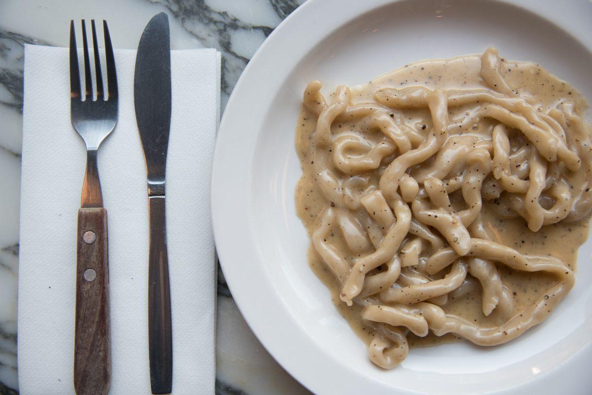 padella pasta, padella pasta restaurant, where to eat pasta in london, padella pasta review, cacio e pepe at padella