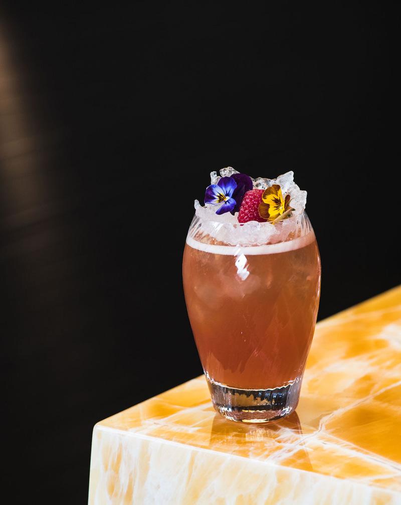 Imperial Treasure cocktail menu, Imperial Treasure cocktails