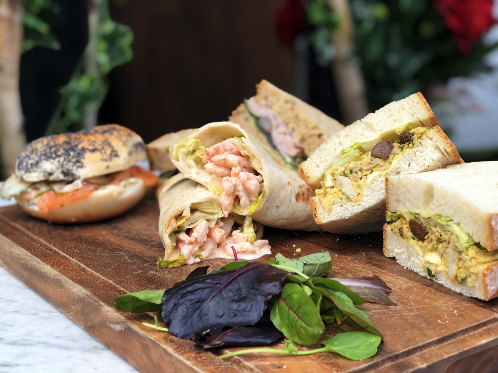 best food in london right now, delicious sandwiches in london, british sandwich week