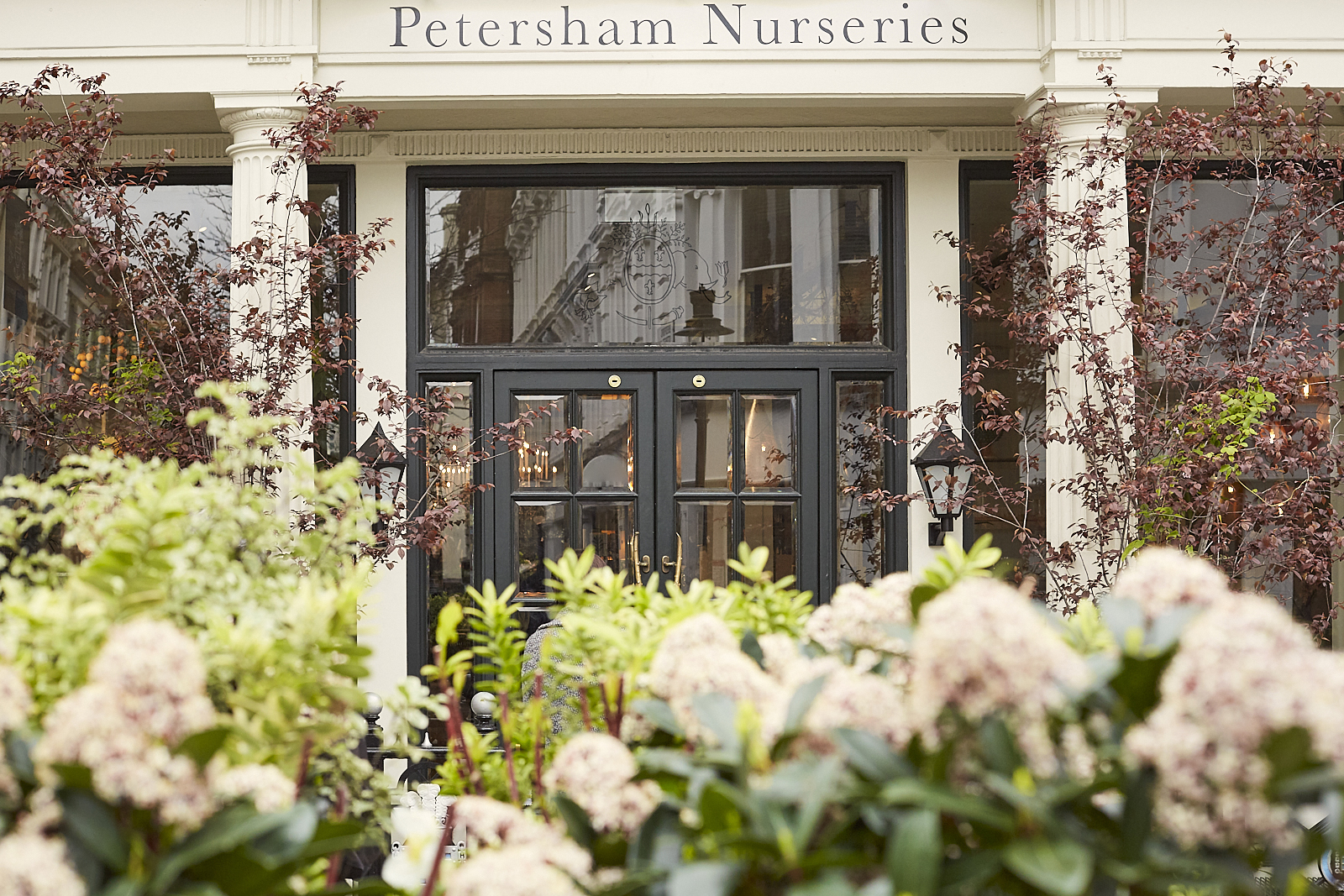 Petersham Nurseries Covent Garden review, Petersham Nurseries Covent Garden restaurant, best food in london right now