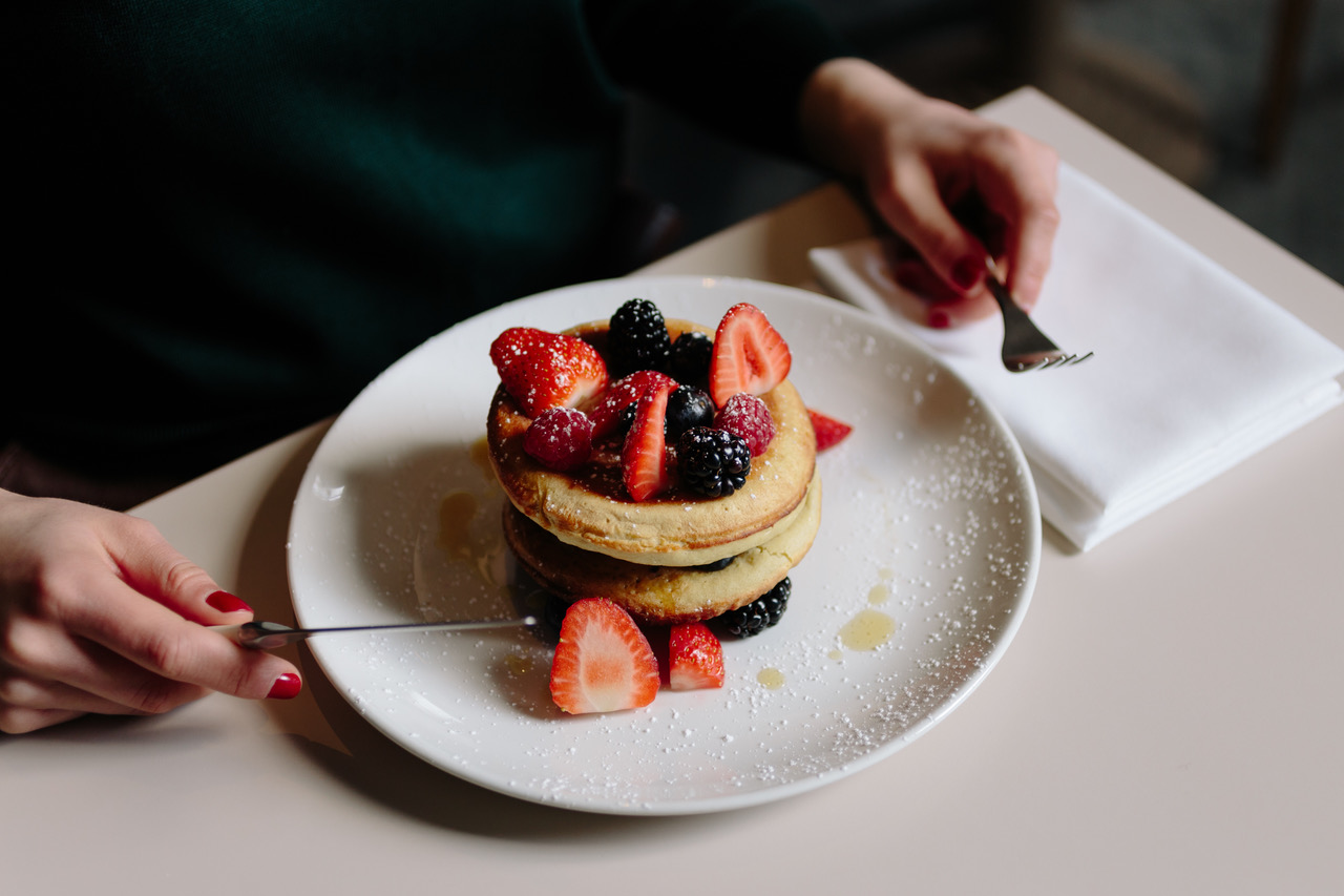 The National Café brunch, The National Café brunch review, where to eat in london this week